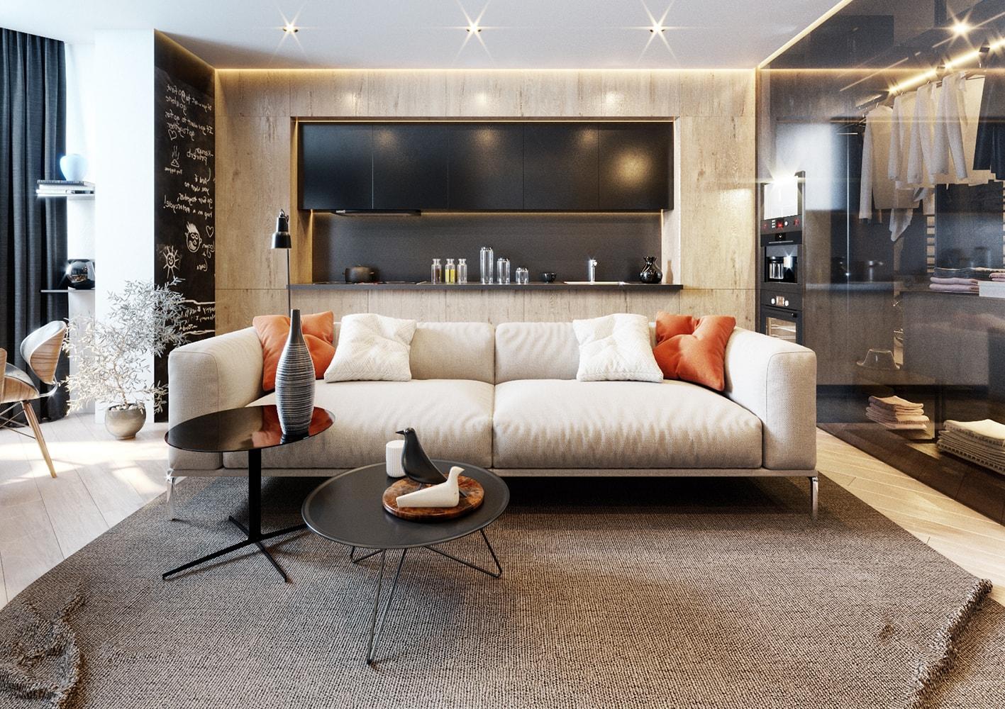 Smart дизайн-проект квартиры